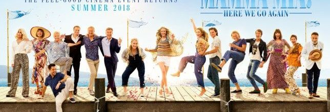 Interview with Neil Maguire, Storyboard Artist on Mamma Mia!